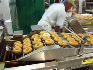 krispy creme cooking